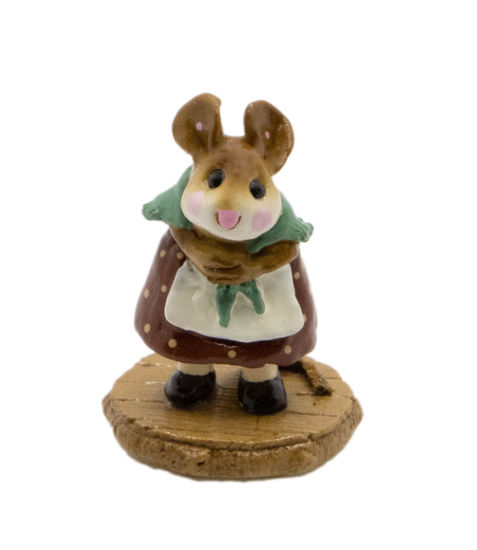 Little Nell M-254 (Brown) by Wee Forest Folk®