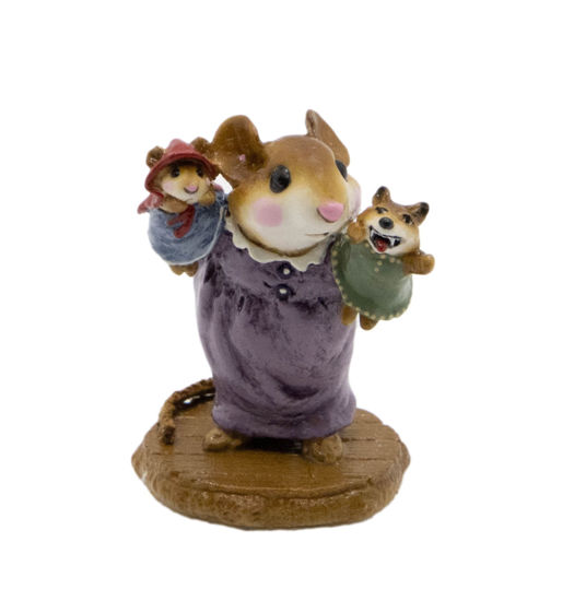 Puppet Play M-247 (Purple Special) by Wee Forest Folk®