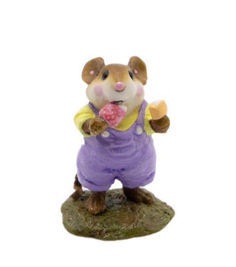 Double Delight M-261 (Lavender/Yellow Special) by Wee Forest Folk®