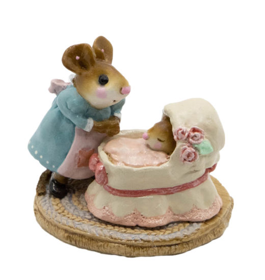Mother's Wee Baby M-259a (Pink) by Wee Forest Folk®