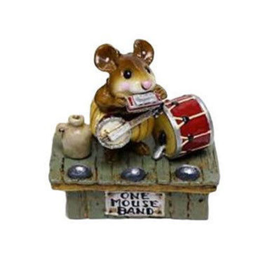 One-Mouse Band M-196 by Wee Forest Folk®