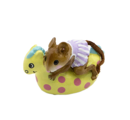Spotted Sea Horse M-219 (Yellow Special) by Wee Forest Folk®