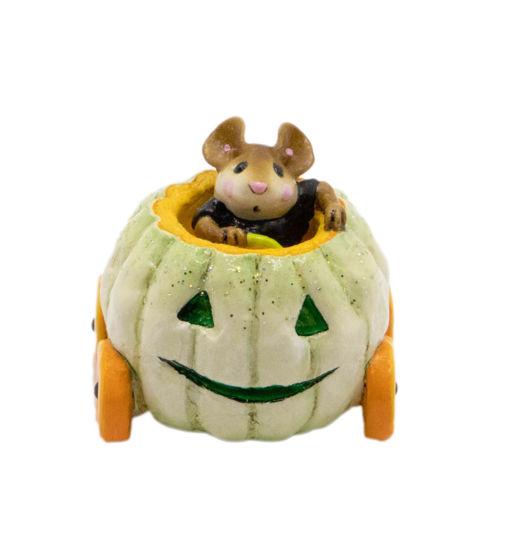 Pumpkinmobile M-242 (Green) by Wee Forest Folk®