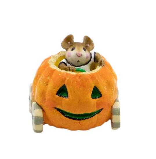 Pumpkinmobile M-242 (Wheels w/Spokes) by Wee Forest Folk®