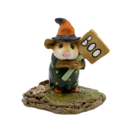 Little Boo-Boo M-214 (Green) by Wee Forest Folk®