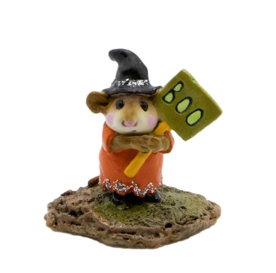 Little Boo-Boo M-214 (Orange) by Wee Forest Folk®