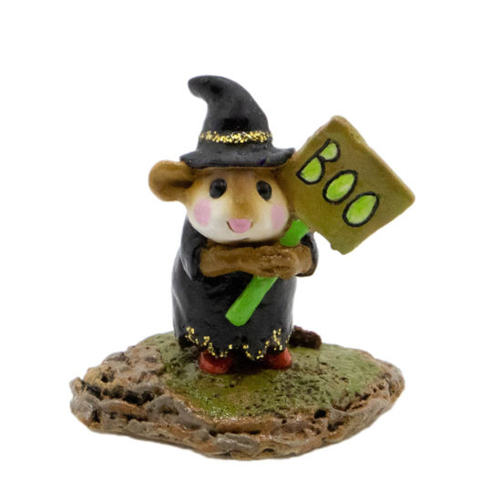 Little Boo-Boo M-214 (Black) by Wee Forest Folk®