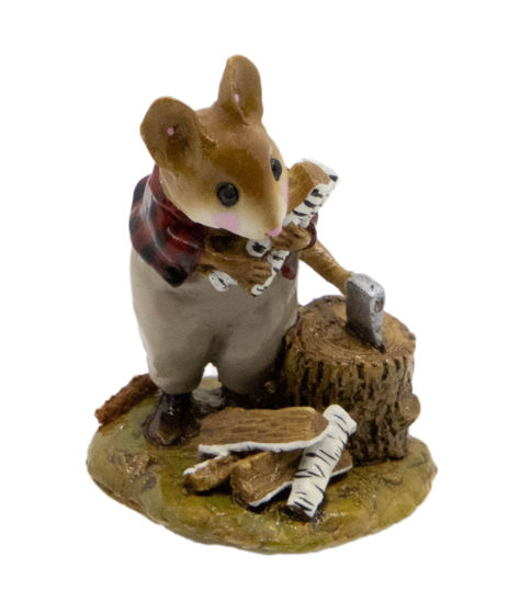 Woody Woodmouse M-243 by Wee Forest Folk®