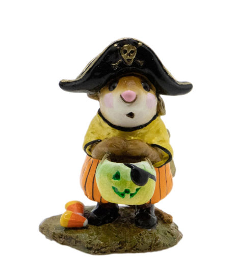 Little Pirate Kidd M-216 (Orange/Yellow Special) by Wee Forest Folk®