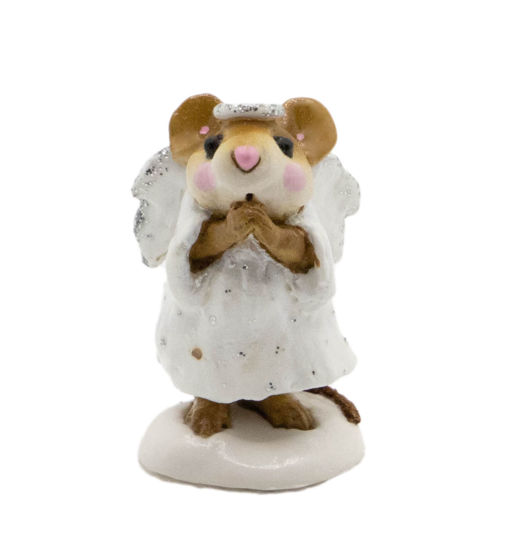 Ice Angel M-212 (White) By Wee Forest Folk®