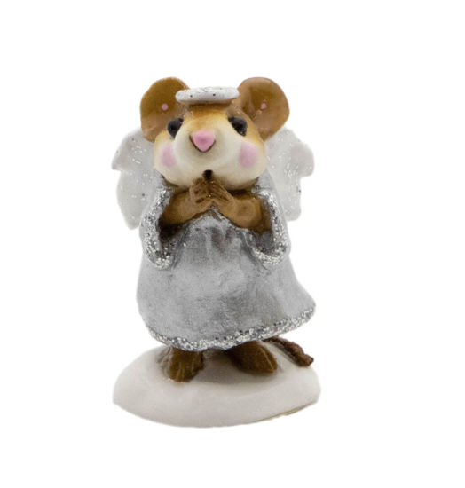 Ice Angel M-212 (Silver Special) By Wee Forest Folk®
