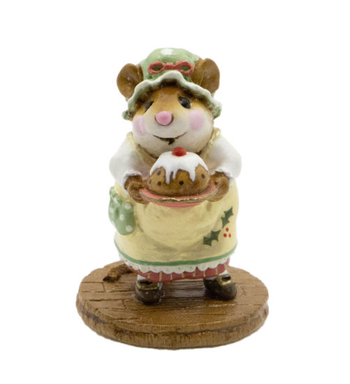 Pudding Anyone? M-250 (Yellow) By Wee Forest Folk®