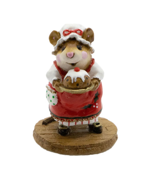 Pudding Anyone? M-250 (Red) By Wee Forest Folk®