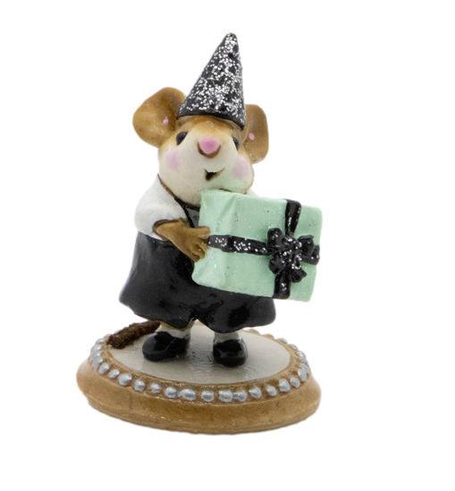 Party Boy M-223 (Black/White Special) by Wee Forest Folk®