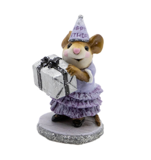 Party Girl M-224 (Purple) by Wee Forest Folk®