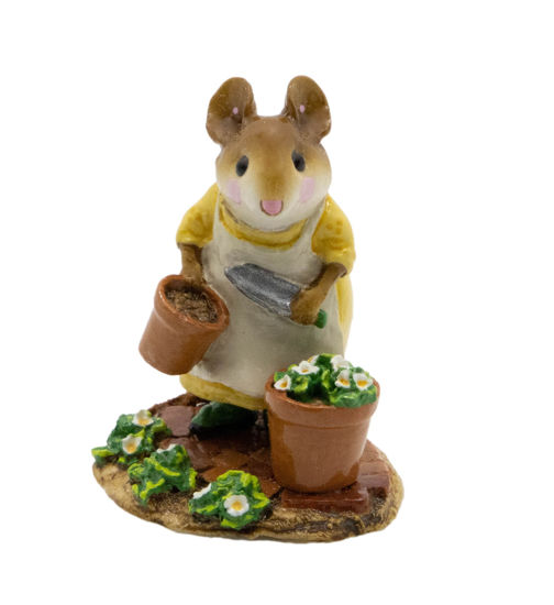Patient Lucy M-237 (Yellow/Thin) by Wee Forest Folk®