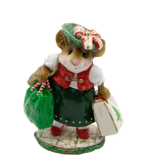 Mall Mom M-264 (Christmas) by Wee Forest Folk®