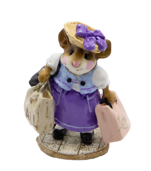 Mall Mom M-264 (Purple w/Pink Special) by Wee Forest Folk®