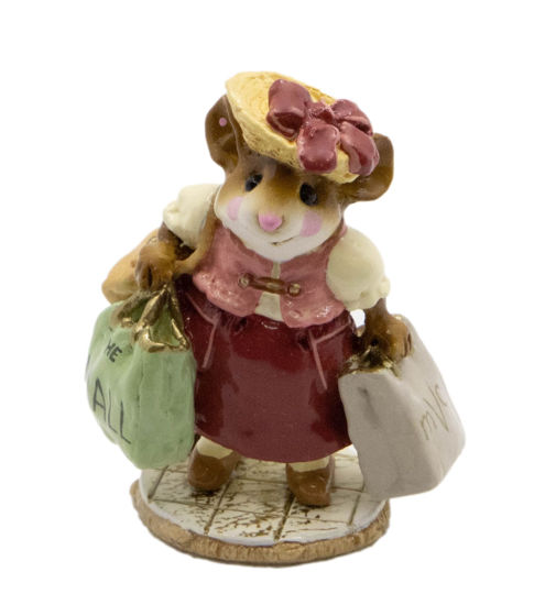 Mall Mom M-264 (Rose Special) by Wee Forest Folk®