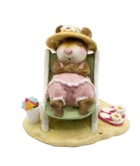 Sun Snoozer M-234 (Pink) by Wee Forest Folk®