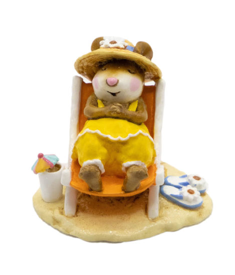 Sun Snoozer M-234 (Yellow/Orange Special) by Wee Forest Folk®