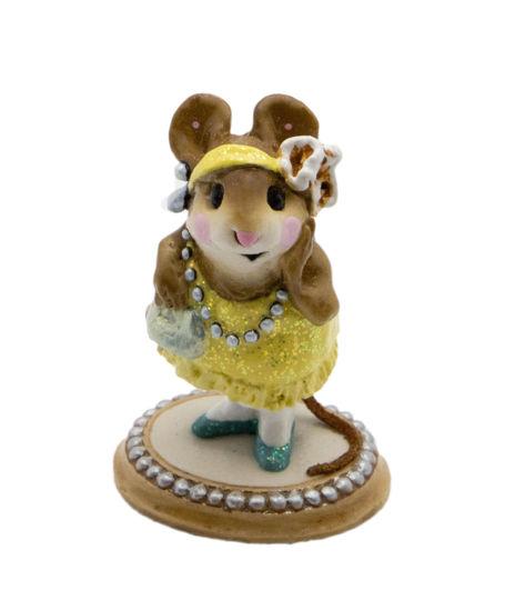 Zelda M-171 (Glitter Yellow) by Wee Forest Folk®