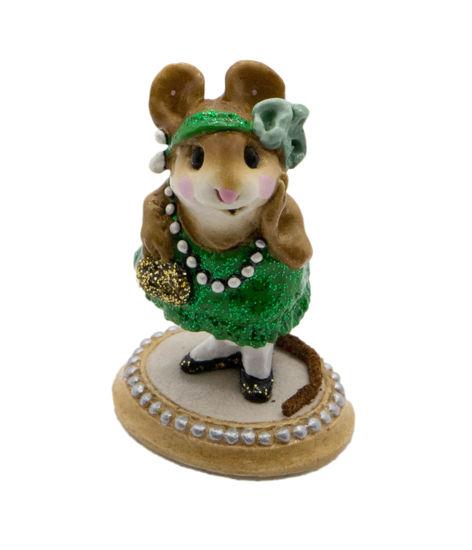 Zelda M-171 (Glitter Green) by Wee Forest Folk®