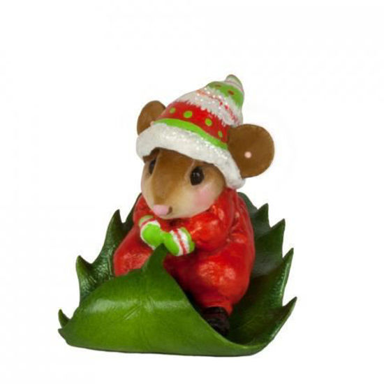 Holly Express M-629 (Red) By Wee Forest Folk®