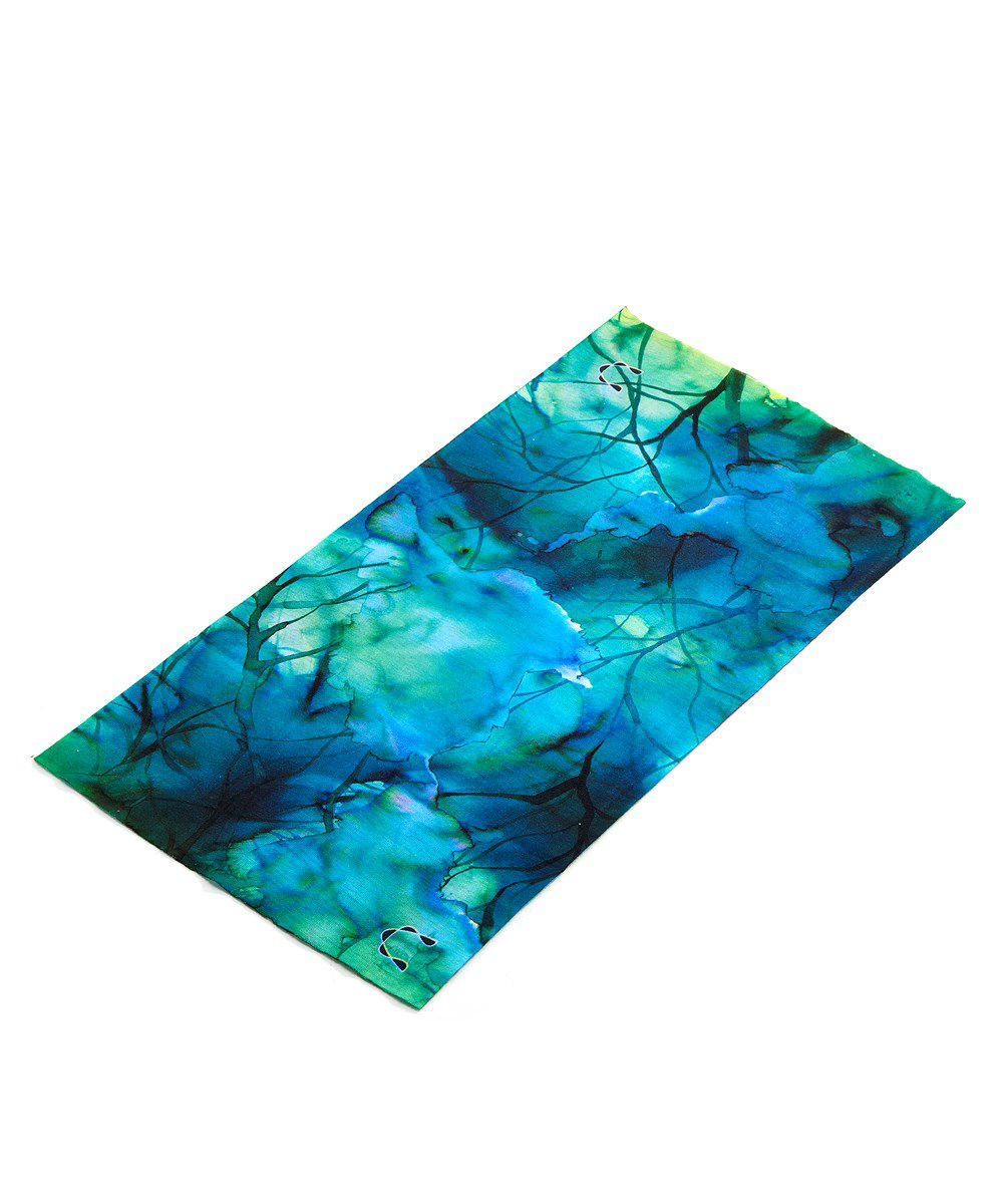 Blue with Branches Bandana by Giftcraft