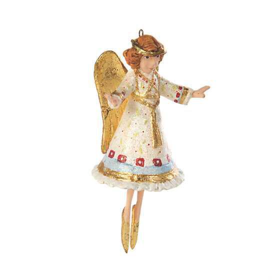 Mini Nativity Heavenly Angel Figure by Patience Brewster
