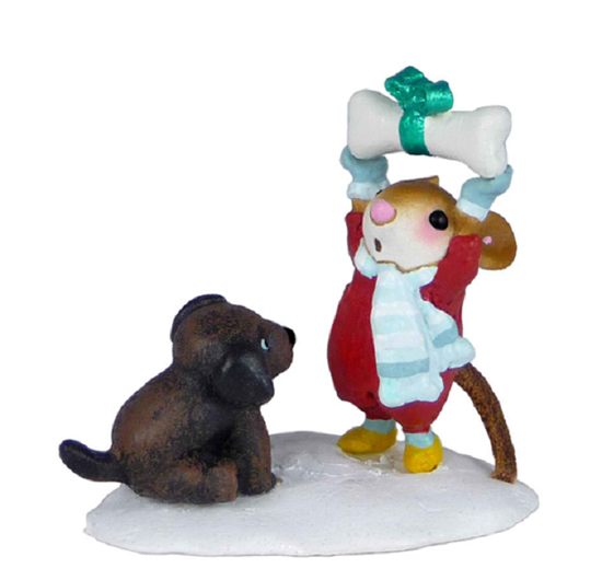 Not Until Christmas M-428a By Wee Forest Folk®