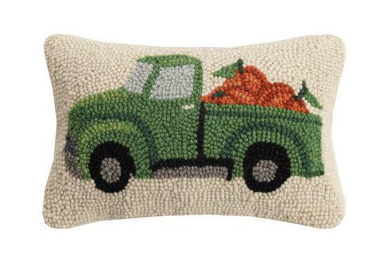 Fall Truck with Pumpkins by Peking Handicraft