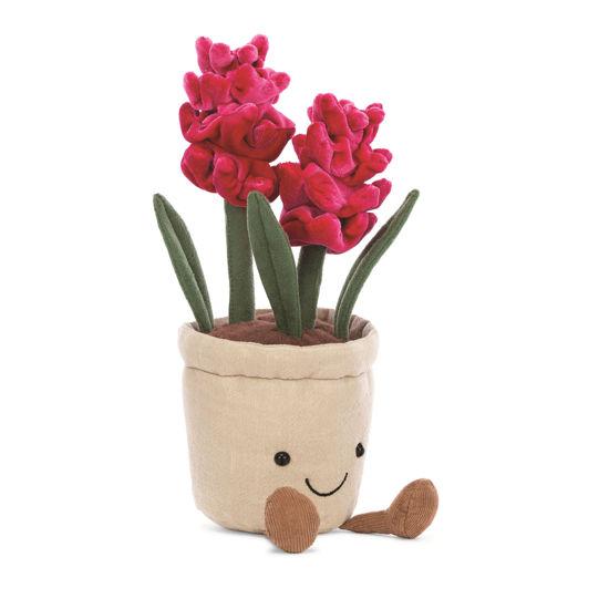 Amuseable Hyacinth by Jellycat