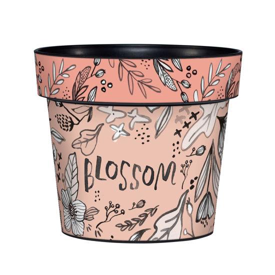 "Blossom 6"" Art Pot by Studio M"