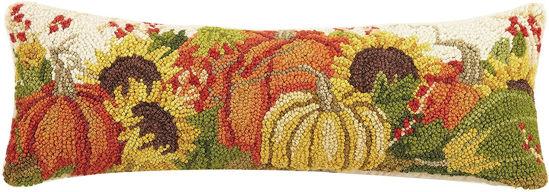 Pumpkins on Cream by Peking Handicraft