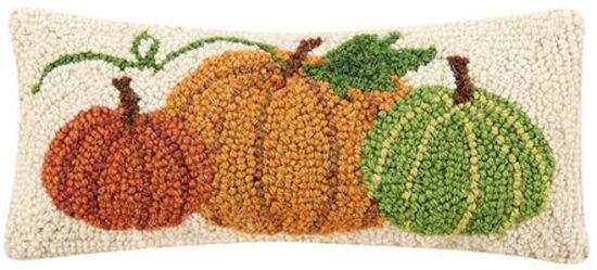 Pumpkins Pillow by Peking Handicraft