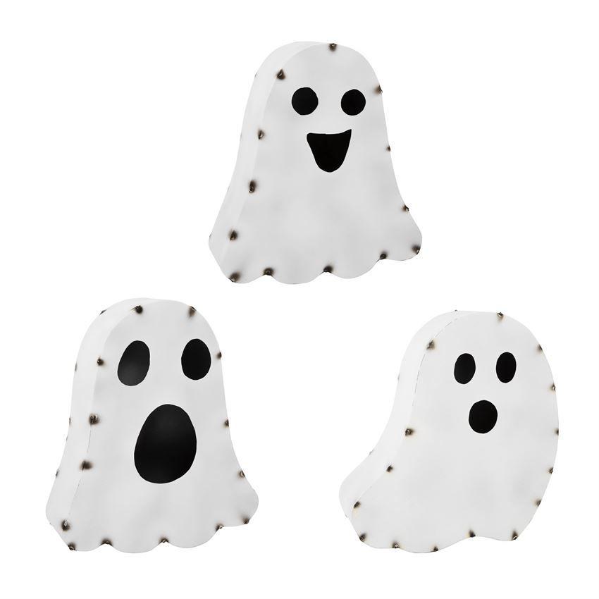Ghost Lanterns  by Mudpie