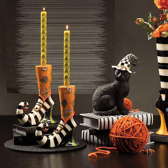 Black Cat by MacKenzie-Childs