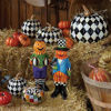 Courtly Harlequin Pumpkin - Mini by MacKenzie-Childs