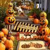 Happy Pumpkin Trophy by MacKenzie-Childs
