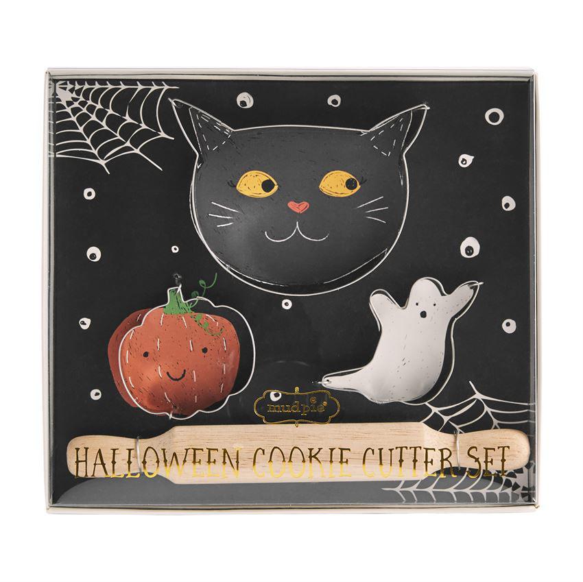 Halloween Cookie Cutter Set by Mudpie