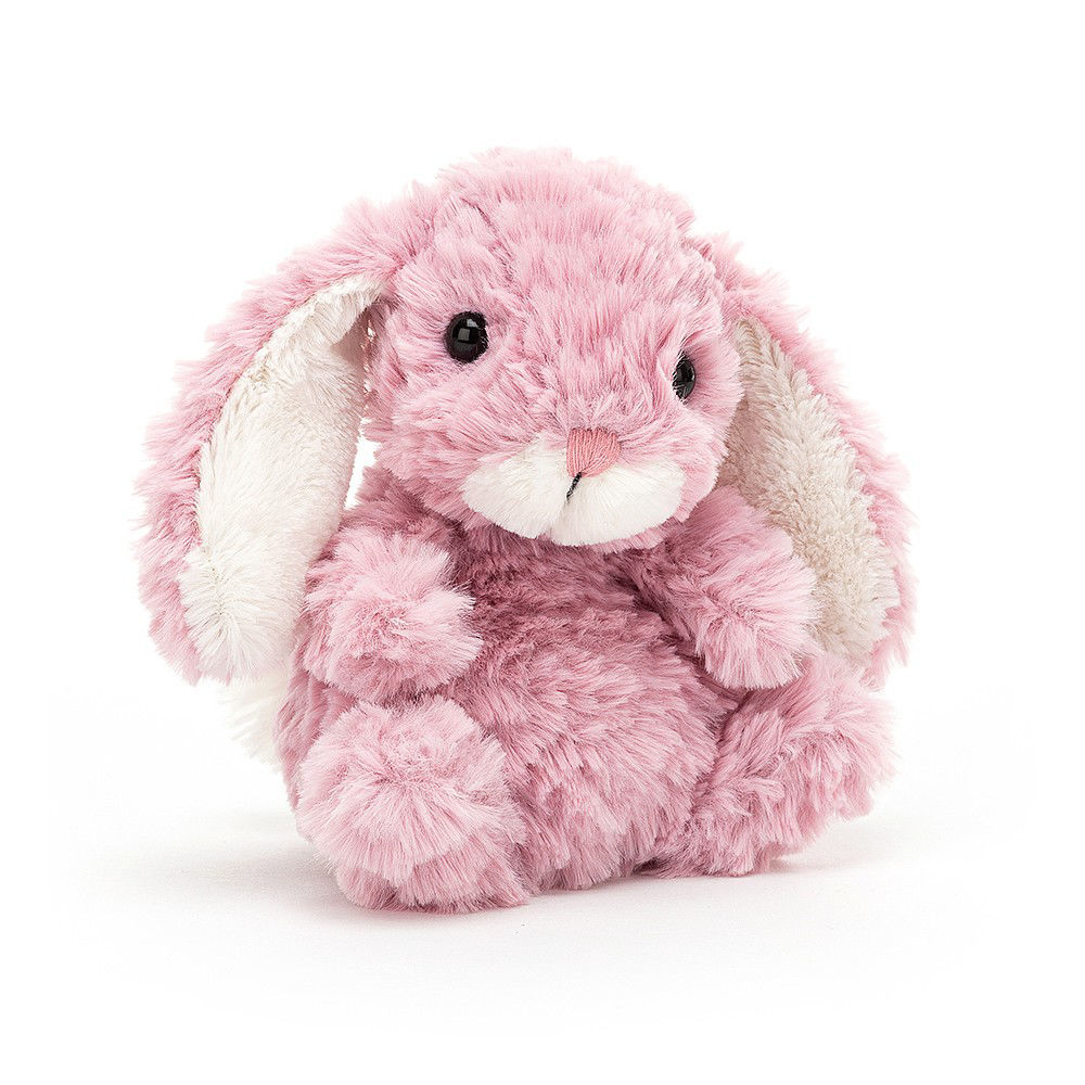 Yummy Bunny Tulip Pink by Jellycat