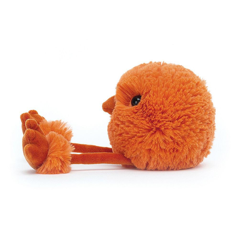 Zingy Chick Orange by Jellycat