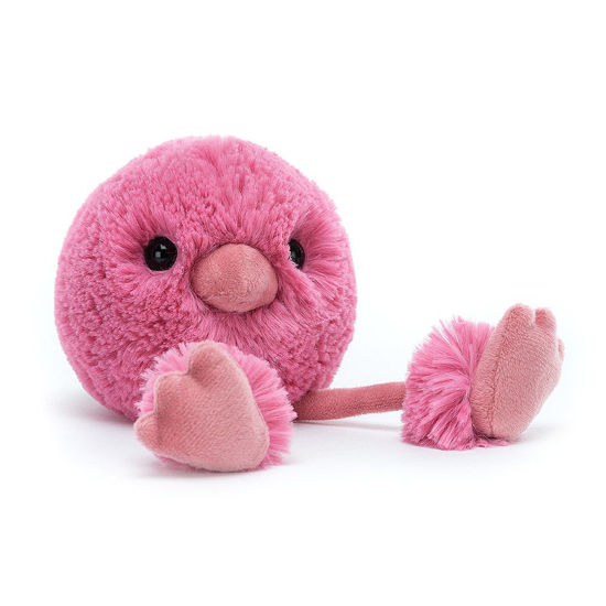 Zingy Chick Pink by Jellycat