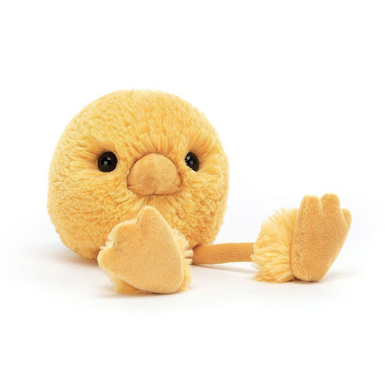 Zingy Chick Yellow by Jellycat