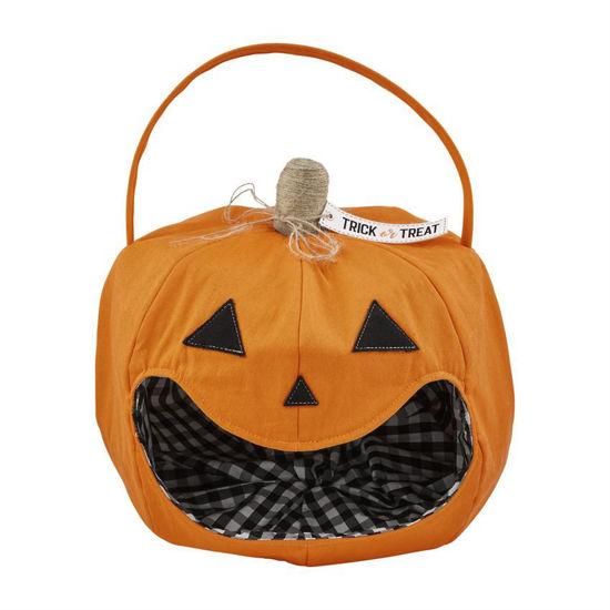 Candy Pumpkin Bucket by Mudpie