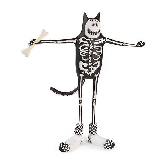 Boney Cat Figure by Patience Brewster