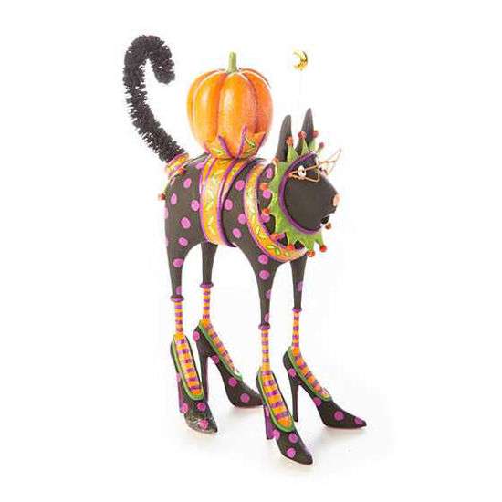 Scaredy Cat Figure by Patience Brewster
