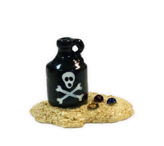 Pirate's Jug M-302x (Special) By Wee Forest Folk®