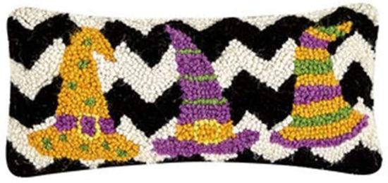 Witch Hat Pillow by Peking Handicraft